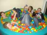 New Games room Ball Pit