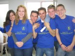 Volunteers for the Life4Kosova Project