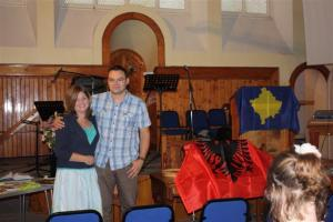 Kirkwall Baptist - Paul & Ang (Small)